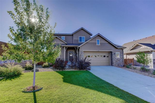 5406 S Granby Court, Aurora, CO 80015 (#8265490) :: The Heyl Group at Keller Williams