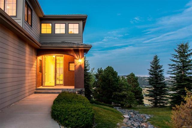 552 Ridgeside Drive, Golden, CO 80401 (#8265961) :: The Griffith Home Team