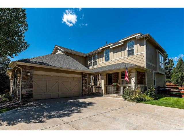 17140 W 62nd Circle, Arvada, CO 80403 (MLS #8315129) :: 8z Real Estate