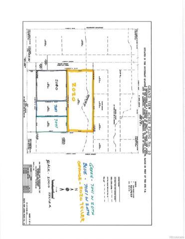 2020 Teller Street, Lakewood, CO 80214 (#8376832) :: 5281 Exclusive Homes Realty