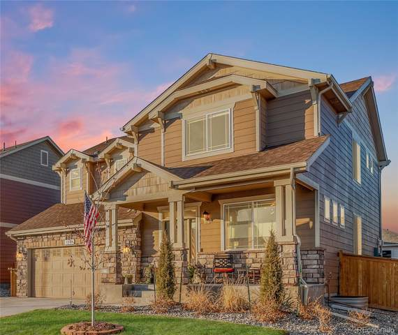 1201 W 170th Avenue, Broomfield, CO 80023 (#8391649) :: The Griffith Home Team