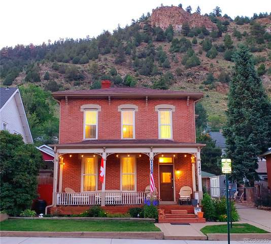 1430 Colorado Boulevard, Idaho Springs, CO 80452 (MLS #8405572) :: Clare Day with Keller Williams Advantage Realty LLC