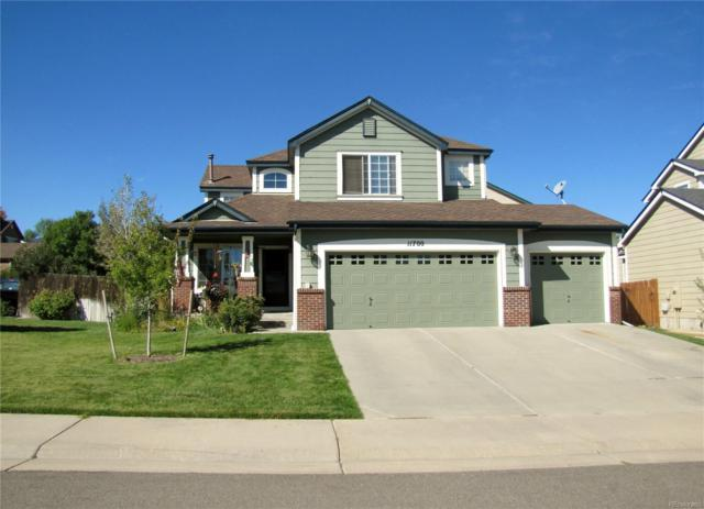 11700 Snowcreek Lane, Parker, CO 80138 (MLS #8409799) :: 8z Real Estate