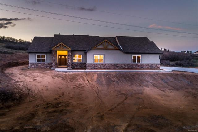 2822 Waterfront Drive, Monument, CO 80132 (#8423586) :: Harling Real Estate