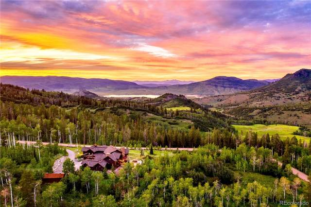 31555 Green Ridge Drive, Oak Creek, CO 80467 (#8427625) :: The Colorado Foothills Team | Berkshire Hathaway Elevated Living Real Estate