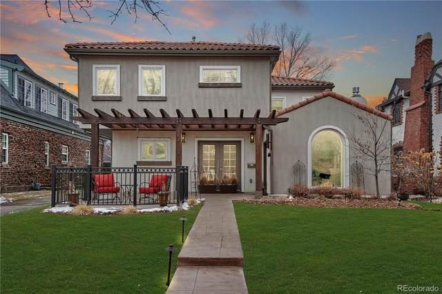 1775 Leyden Street, Denver, CO 80220 (MLS #8460510) :: 8z Real Estate