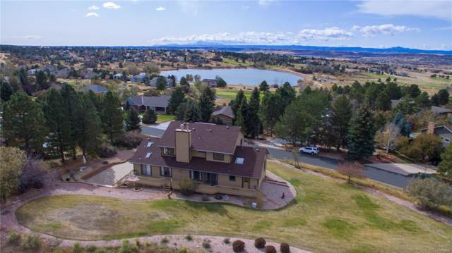 6416 Lakepoint Place, Parker, CO 80134 (#8467361) :: The HomeSmiths Team - Keller Williams