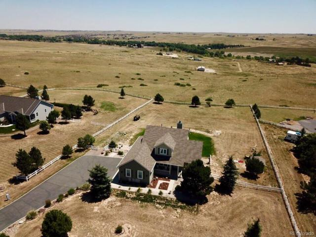 41402 Countryside Circle, Parker, CO 80138 (#8523886) :: The City and Mountains Group