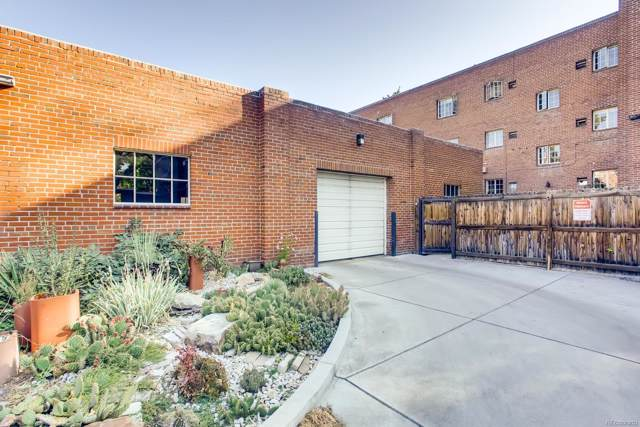 943 N Emerson Street #3, Denver, CO 80218 (MLS #8538128) :: 8z Real Estate
