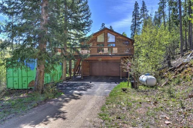 7505 County Road 43, Bailey, CO 80421 (#8540403) :: The HomeSmiths Team - Keller Williams