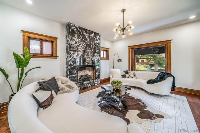 1440 Saint Paul Street, Denver, CO 80206 (#8562386) :: Wisdom Real Estate