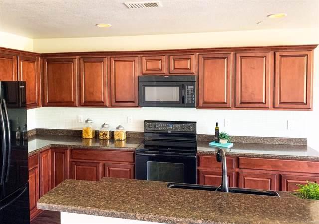 5758 Danube Street B, Denver, CO 80249 (#8650987) :: The HomeSmiths Team - Keller Williams