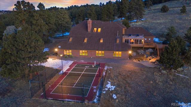 22196 Boar Head Road, Indian Hills, CO 80454 (#8671681) :: Berkshire Hathaway Elevated Living Real Estate