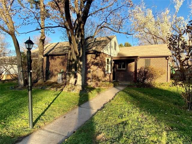 1260 Quebec Street, Denver, CO 80220 (MLS #8686886) :: 8z Real Estate