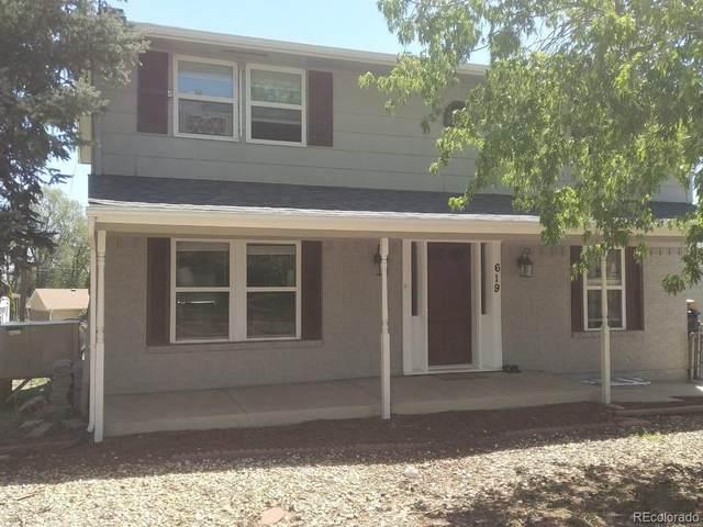 619 Chamberlin Avenue, Colorado Springs, CO 80906 (MLS #8689530) :: 8z Real Estate