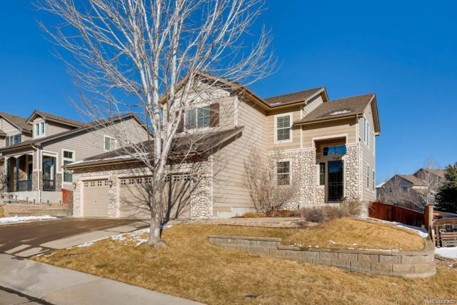 9368 S Jellison Way, Littleton, CO 80127 (#8825981) :: House Hunters Colorado