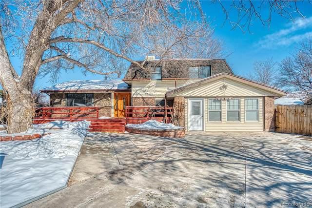 4451 E Peakview Avenue, Centennial, CO 80121 (MLS #8835932) :: 8z Real Estate