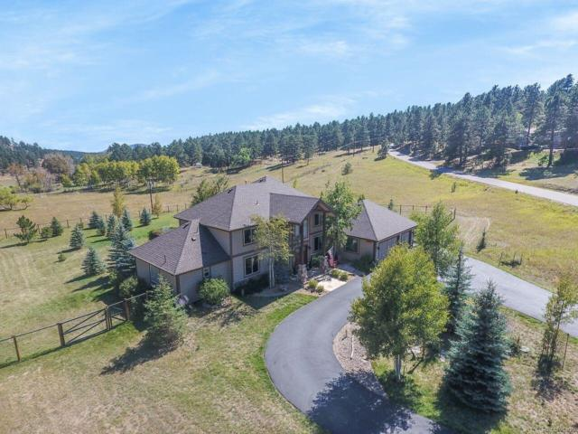 1856 Wieler Road, Evergreen, CO 80439 (#8840059) :: The City and Mountains Group