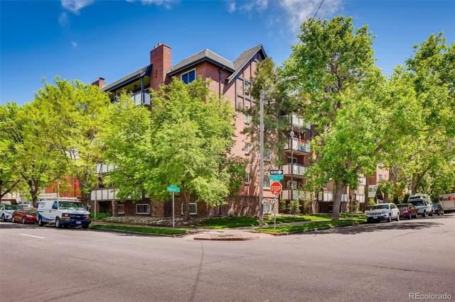 1270 N Marion Street #102, Denver, CO 80218 (#8844151) :: The DeGrood Team