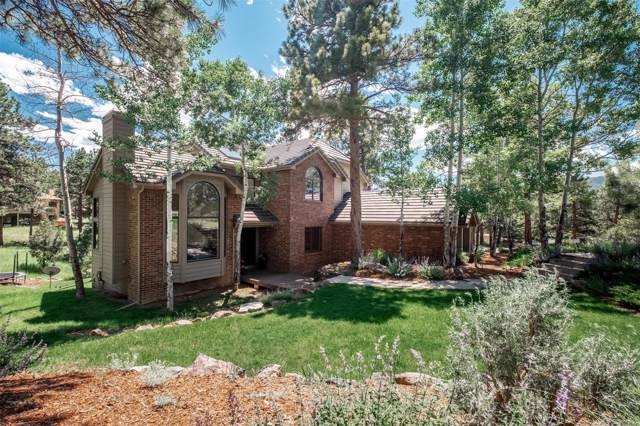 2102 Cramner Court, Evergreen, CO 80439 (#8896800) :: The DeGrood Team