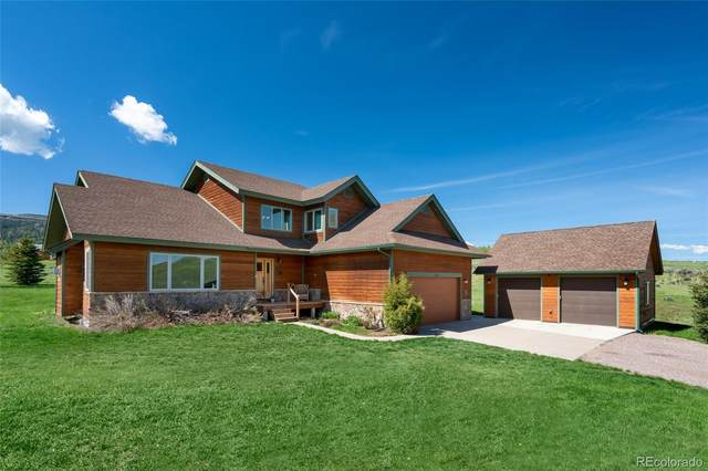 30010 Bannock Trail, Oak Creek, CO 80467 (MLS #8946450) :: 8z Real Estate