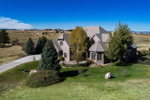 12865 Summit Ridge Road, Parker, CO 80138 (MLS #8961324) :: 8z Real Estate