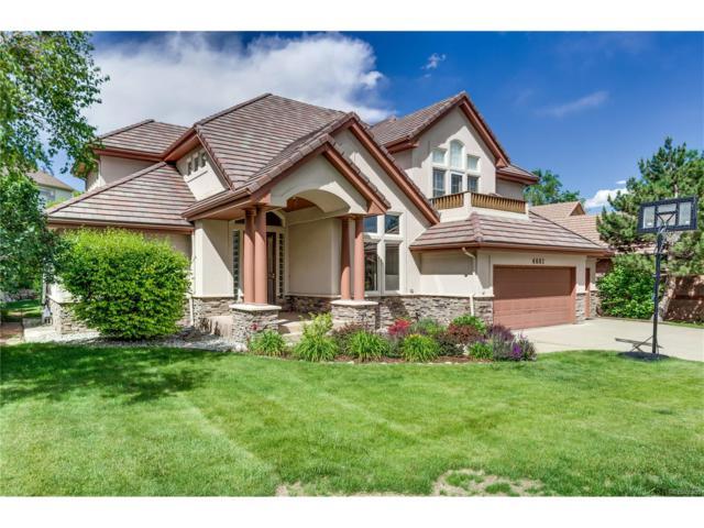 4661 W Geddes Avenue, Littleton, CO 80128 (MLS #9047163) :: 8z Real Estate