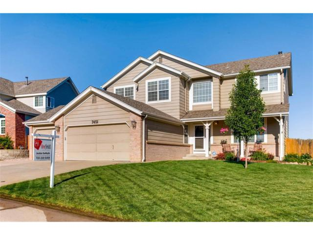 7451 S Houstoun Waring Circle, Littleton, CO 80120 (MLS #9053152) :: 8z Real Estate
