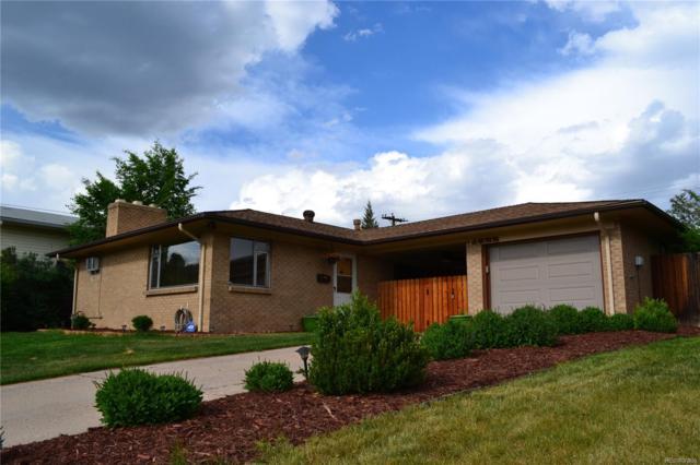 1522 S Cherry Street, Denver, CO 80222 (#9130609) :: House Hunters Colorado