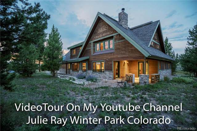 455 Gcr 6236S, Granby, CO 80446 (MLS #9153112) :: Bliss Realty Group