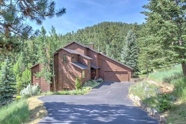 52 Wilderness Point Trail, Evergreen, CO 80439 (#9193443) :: The HomeSmiths Team - Keller Williams