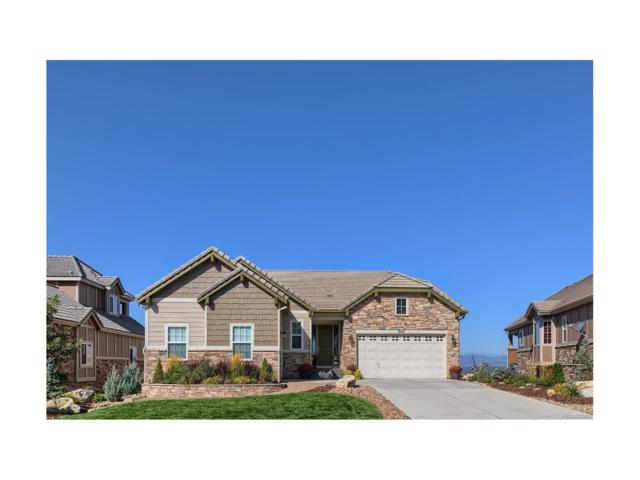 10517 Skyreach Road, Highlands Ranch, CO 80126 (#9193878) :: The Peak Properties Group