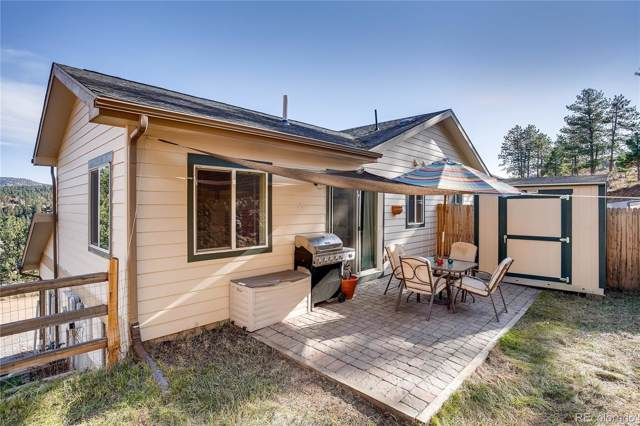 26448 Grateful Way, Kittredge, CO 80457 (MLS #9226297) :: 8z Real Estate