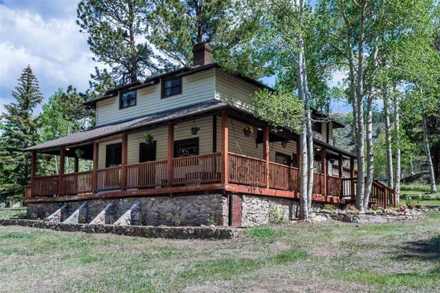 65 Heide Road, Shawnee, CO 80475 (#9275086) :: Venterra Real Estate LLC