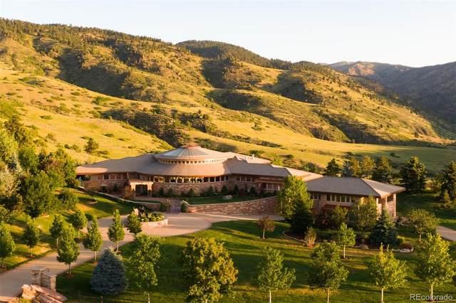 22101 Bear Tooth Drive, Golden, CO 80403 (#9304553) :: iHomes Colorado