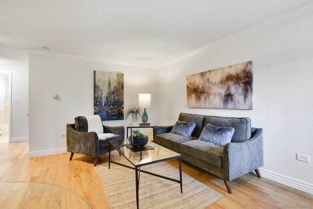 558 Washington Street #202, Denver, CO 80203 (#9319080) :: The Artisan Group at Keller Williams Premier Realty