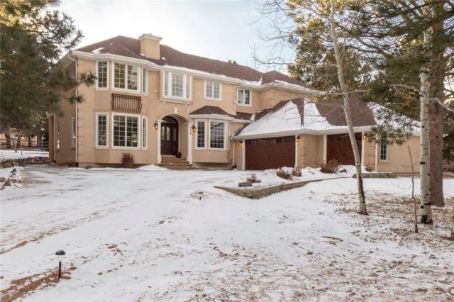 235 Sugarbush Drive, Monument, CO 80132 (#9323013) :: The City and Mountains Group
