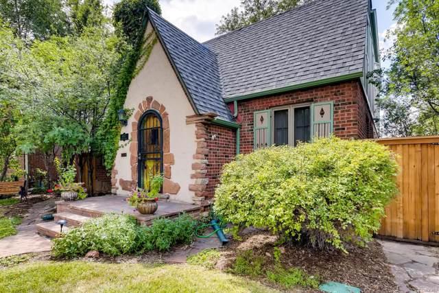 1377 Cherry Street, Denver, CO 80220 (MLS #9335321) :: 8z Real Estate