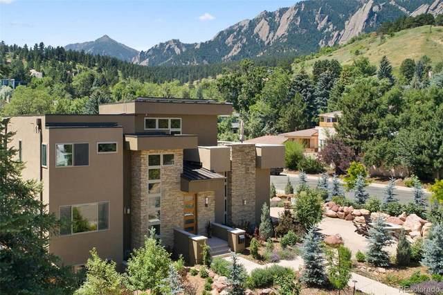 350 15th Street, Boulder, CO 80302 (MLS #9347765) :: 8z Real Estate