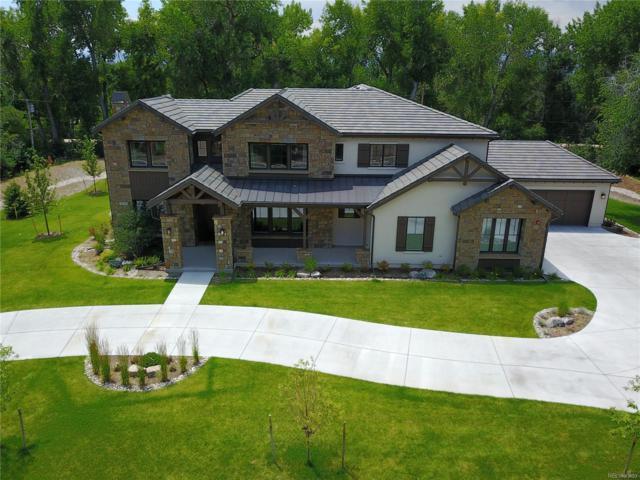 1450 Crestridge Drive, Greenwood Village, CO 80121 (#9358316) :: Wisdom Real Estate