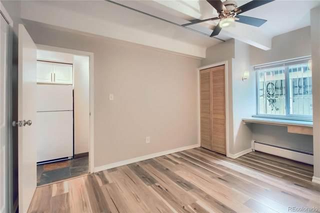590 N Logan Street #111, Denver, CO 80203 (MLS #9494611) :: Bliss Realty Group