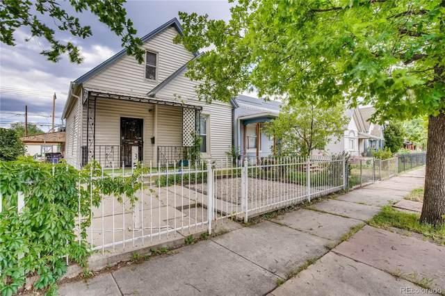 3546 N Williams Street, Denver, CO 80205 (MLS #9506895) :: 8z Real Estate