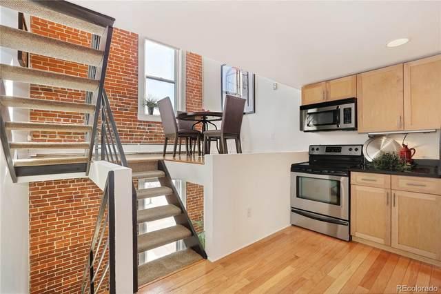 2193 Arapahoe Street #4, Denver, CO 80205 (MLS #9587596) :: 8z Real Estate