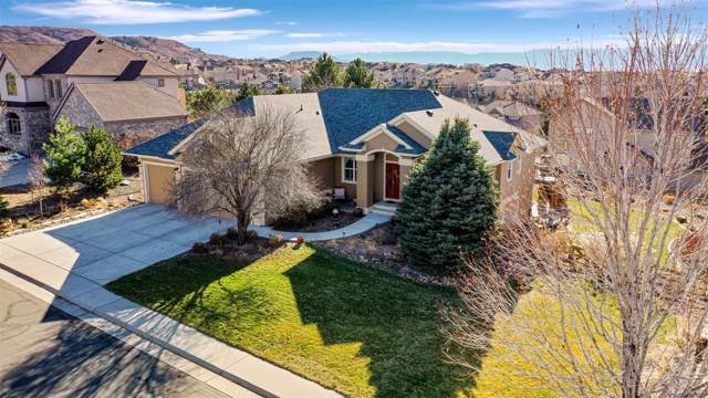 3235 Soaring Eagle Lane, Castle Rock, CO 80109 (#9603548) :: Wisdom Real Estate