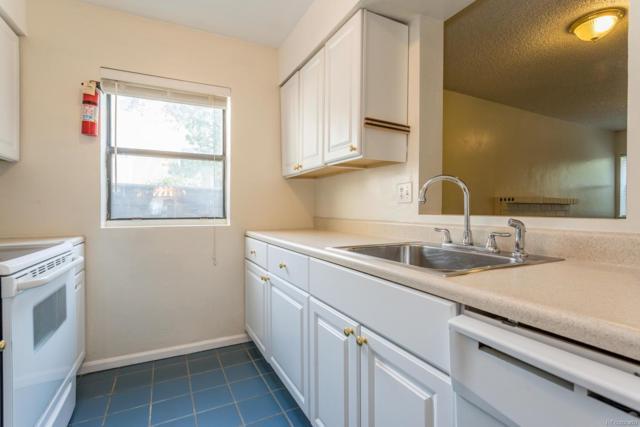 3874 S Fraser Street P01, Aurora, CO 80014 (#9707286) :: The Peak Properties Group