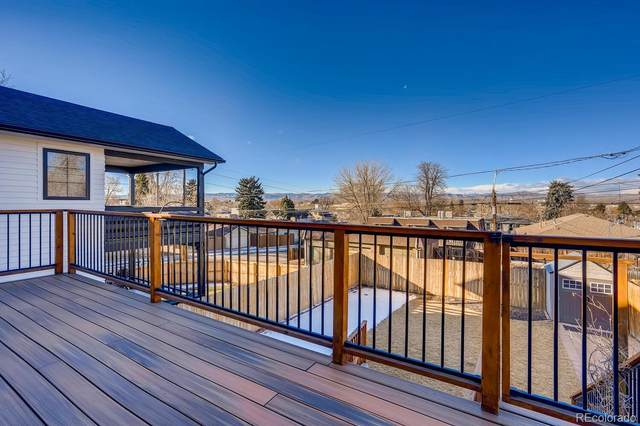 2871 S Grant Street, Englewood, CO 80113 (#9845739) :: Berkshire Hathaway HomeServices Innovative Real Estate