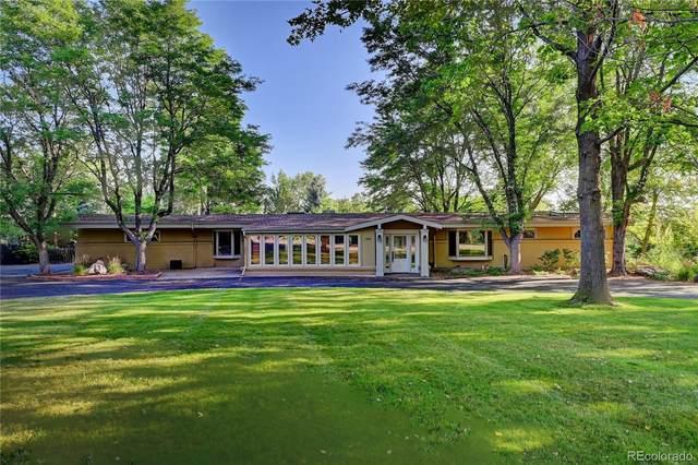 4601 Homestead Street, Littleton, CO 80123 (#9912684) :: Real Estate Professionals