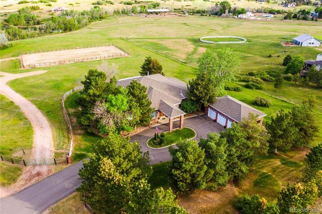 465 E Oak Hills Drive, Castle Rock, CO 80108 (MLS #9915055) :: Neuhaus Real Estate, Inc.