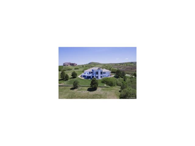 1275 Riva Rose Circle, Castle Rock, CO 80104 (MLS #9960210) :: 8z Real Estate