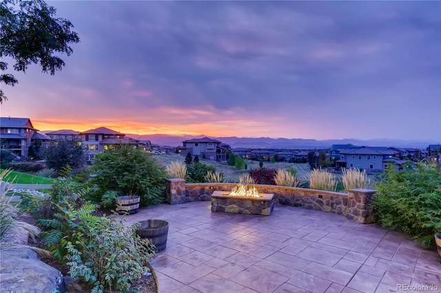 10769 Sundial Rim Road, Highlands Ranch, CO 80126 (#9983878) :: My Home Team